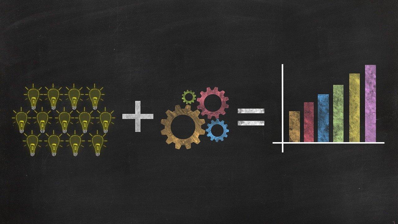 ¿Qué es la investigación de mercados? Gráfica